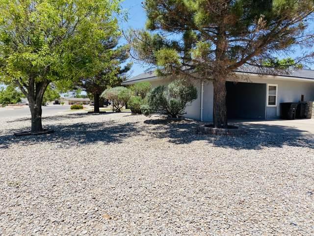 16000 Keno Drive, Horizon City, TX 79928 (MLS #845481) :: The Purple House Real Estate Group