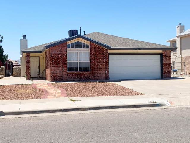 12074 Ben Proctor Drive, El Paso, TX 79936 (MLS #845483) :: Mario Ayala Real Estate Group