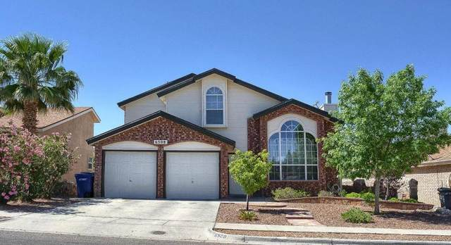 6508 Dakota Ridge Drive #19, El Paso, TX 79912 (MLS #845491) :: Mario Ayala Real Estate Group