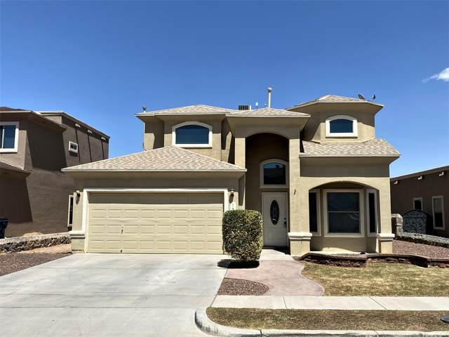 12912 Hidden Grove Drive, El Paso, TX 79938 (MLS #845492) :: Mario Ayala Real Estate Group