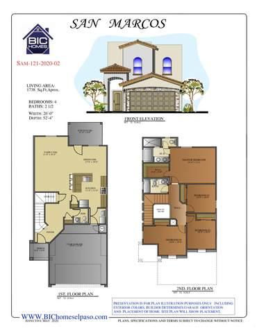15125 Imagine Drive, El Paso, TX 79938 (MLS #845510) :: Jackie Stevens Real Estate Group brokered by eXp Realty