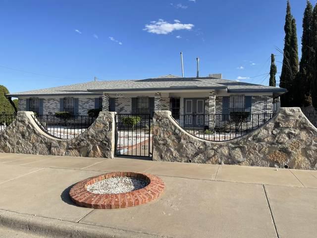 4724 Rolling Stone Drive, El Paso, TX 79924 (MLS #845512) :: Summus Realty