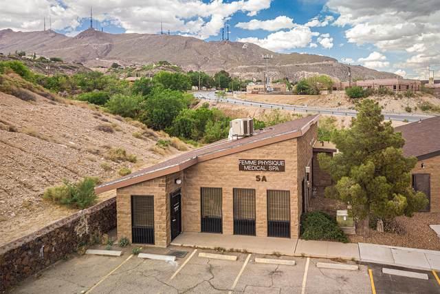 1201 E Schuster Avenue 5A, El Paso, TX 79902 (MLS #845514) :: Summus Realty