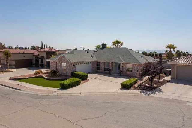1475 Dos Deannas, El Paso, TX 79936 (MLS #845516) :: Preferred Closing Specialists