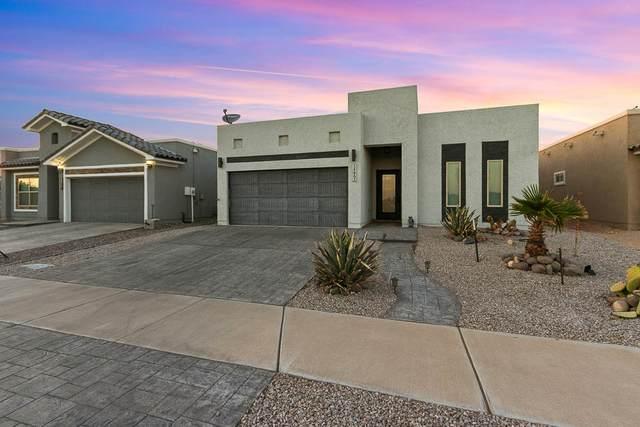 14861 Orsten Artis Avenue, El Paso, TX 79938 (MLS #845520) :: Jackie Stevens Real Estate Group brokered by eXp Realty