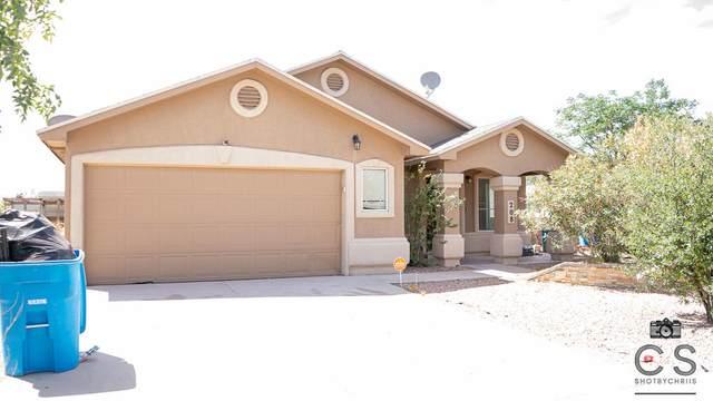 208 Flor Eucharis, Socorro, TX 79927 (MLS #845529) :: Jackie Stevens Real Estate Group brokered by eXp Realty