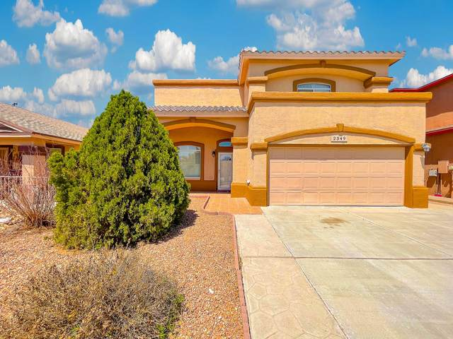 2349 Hannah Leigh Street, El Paso, TX 79938 (MLS #845531) :: Summus Realty