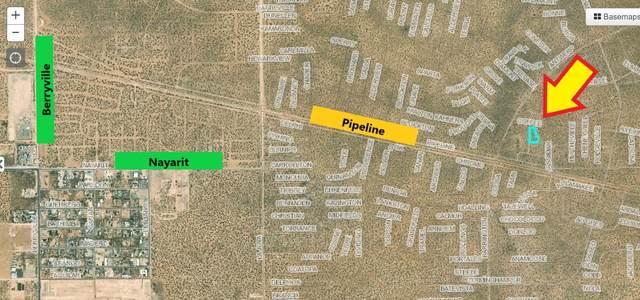 0 Garrisondale, El Paso, TX 79928 (MLS #845539) :: Mario Ayala Real Estate Group