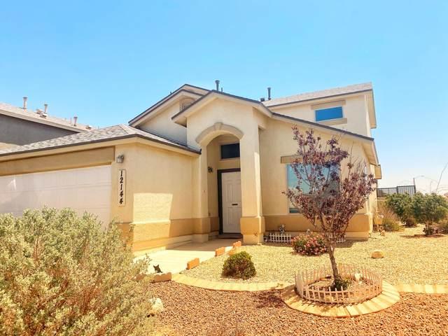 12144 Copper Valley Lane, El Paso, TX 79934 (MLS #845546) :: Mario Ayala Real Estate Group