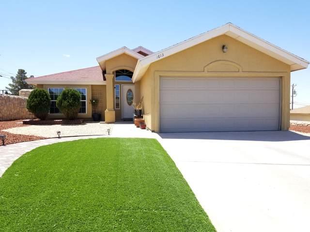 1613 Poplar Street, Anthony, TX 79821 (MLS #845548) :: The Matt Rice Group