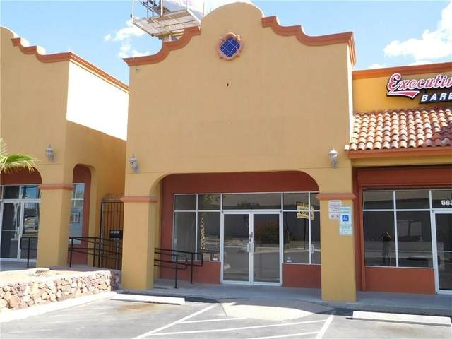 5630 Gateway East E 6F, El Paso, TX 79905 (MLS #845549) :: Red Yucca Group