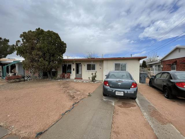 1017 Olson Street, El Paso, TX 79903 (MLS #845552) :: Preferred Closing Specialists