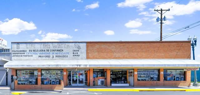 618 S Stanton Street, El Paso, TX 79901 (MLS #845554) :: Preferred Closing Specialists