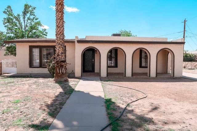 10212 Conquistador Drive, Socorro, TX 79927 (MLS #845557) :: Preferred Closing Specialists