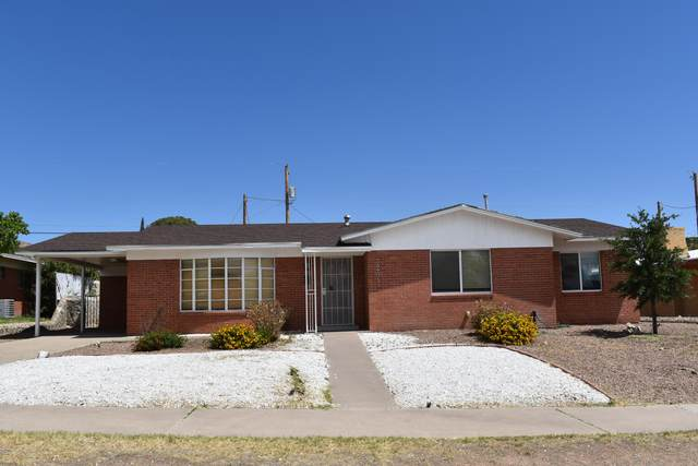 3201 Tyler Avenue, El Paso, TX 79930 (MLS #845558) :: Preferred Closing Specialists