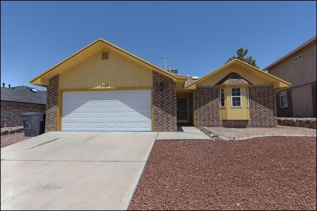 7127 Westover Drive, El Paso, TX 79912 (MLS #845564) :: Red Yucca Group