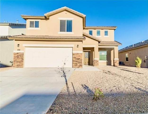 804 Spofforth Road, El Paso, TX 79928 (MLS #845573) :: The Purple House Real Estate Group