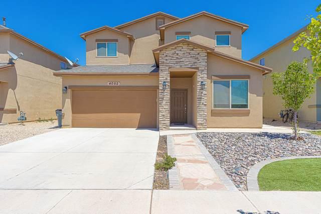 4052 Loma Dante, El Paso, TX 79938 (MLS #845578) :: Jackie Stevens Real Estate Group brokered by eXp Realty