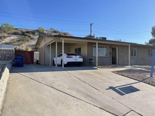 9817 Acer Avenue, El Paso, TX 79925 (MLS #845584) :: Summus Realty