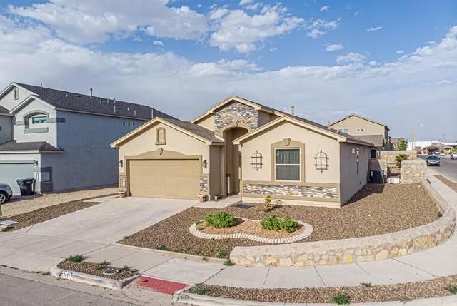 308 Sky Vista Place, Horizon City, TX 79928 (MLS #845589) :: The Purple House Real Estate Group