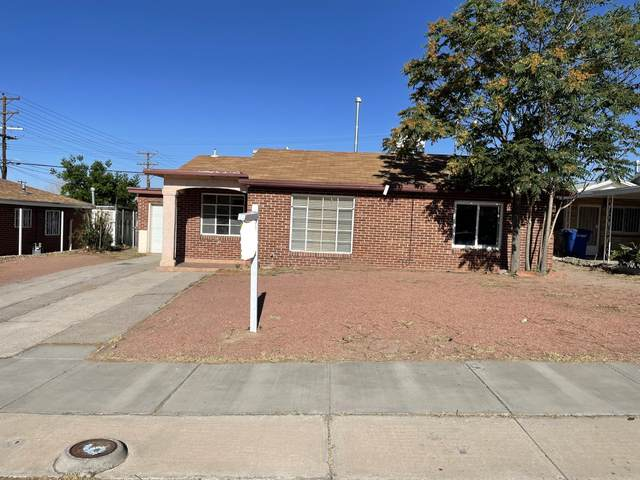 905 Argentina Street, El Paso, TX 79903 (MLS #845591) :: Preferred Closing Specialists