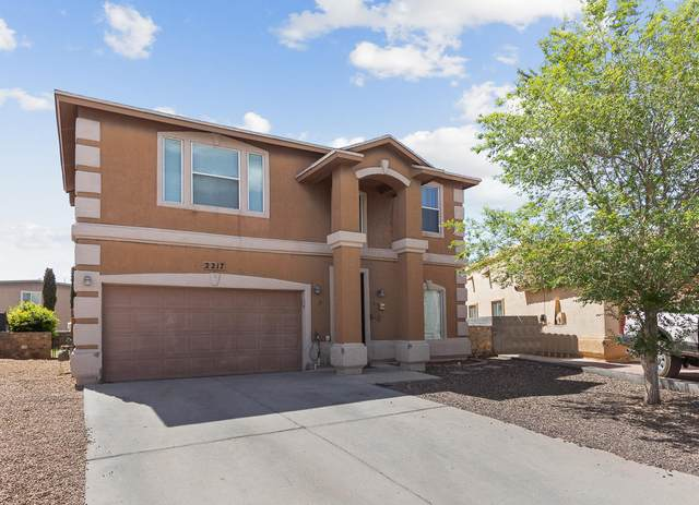 2217 Linda Roberts, El Paso, TX 79938 (MLS #845592) :: Preferred Closing Specialists