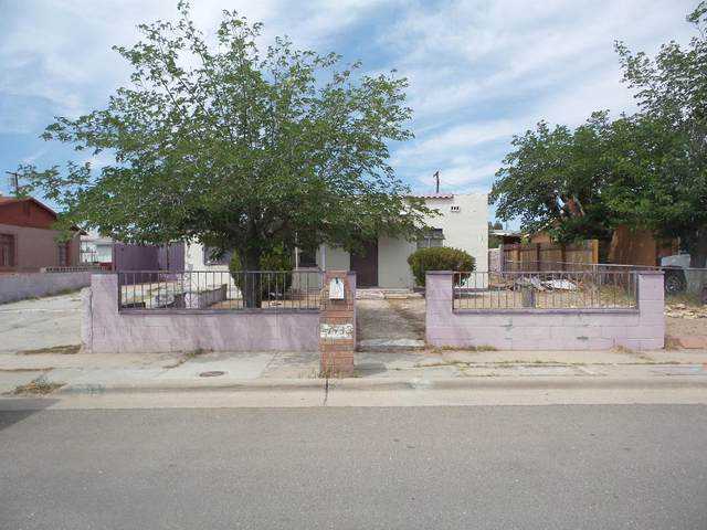 7713 Hermosillo Drive, El Paso, TX 79915 (MLS #845595) :: Preferred Closing Specialists