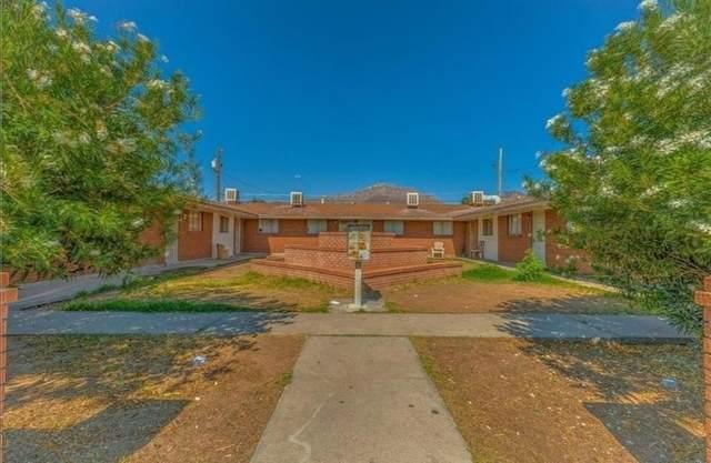 8709 Lawson Street, El Paso, TX 79904 (MLS #845605) :: Red Yucca Group