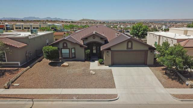 7326 Black Mesa Drive, El Paso, TX 79911 (MLS #845611) :: Preferred Closing Specialists