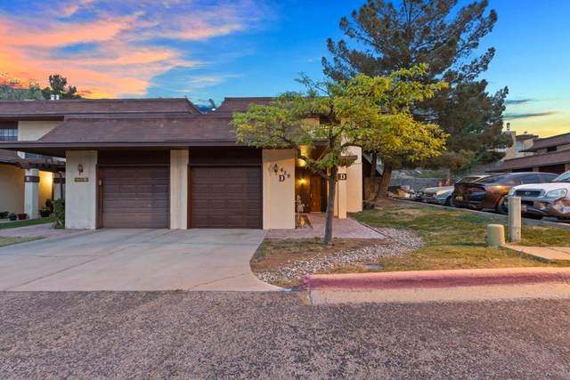 429 Irondale Drive D, El Paso, TX 79912 (MLS #845613) :: Summus Realty