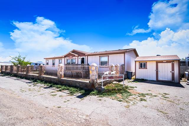 00 Tierra Santa Drive, Sunland Park, NM 88063 (MLS #845614) :: The Purple House Real Estate Group