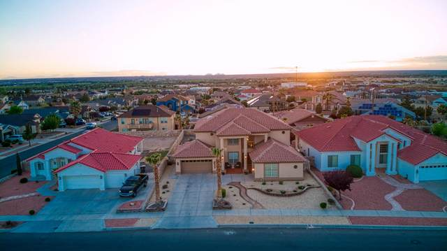 7361 Ninth St. Street, Canutillo, TX 79835 (MLS #845624) :: The Purple House Real Estate Group