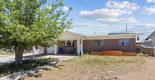 9226 Montgomery Drive, El Paso, TX 79924 (MLS #845625) :: The Matt Rice Group