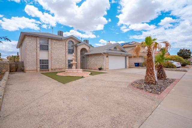 12110 Desert Quail Avenue, El Paso, TX 79936 (MLS #845627) :: Preferred Closing Specialists