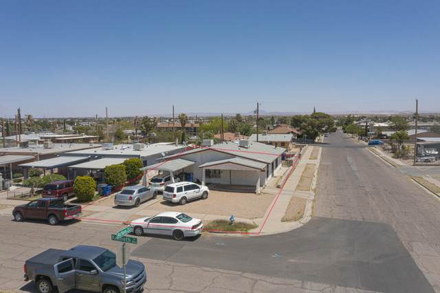 8800 Kenneth Street, El Paso, TX 79904 (MLS #845638) :: The Purple House Real Estate Group