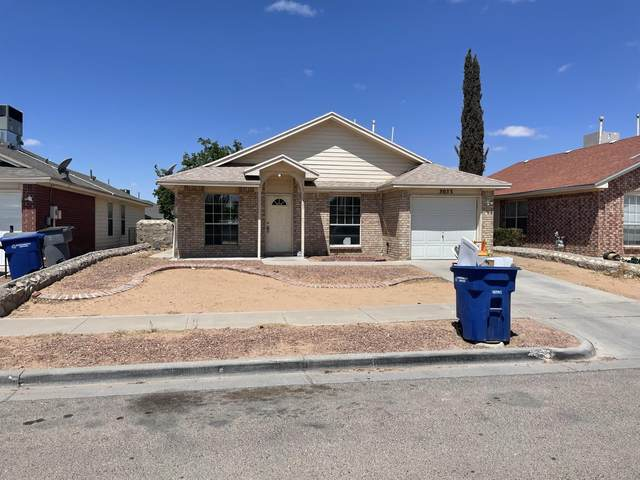 3053 Oak Crest Circle, El Paso, TX 79936 (MLS #845647) :: Preferred Closing Specialists
