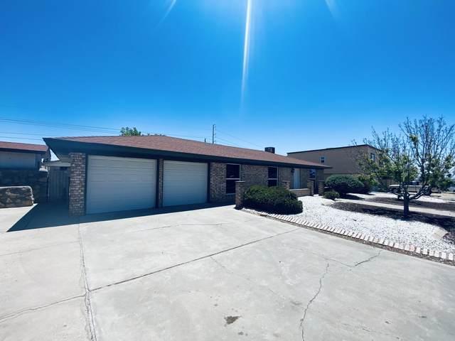 1688 Dale Douglas Drive, El Paso, TX 79936 (MLS #845661) :: Preferred Closing Specialists