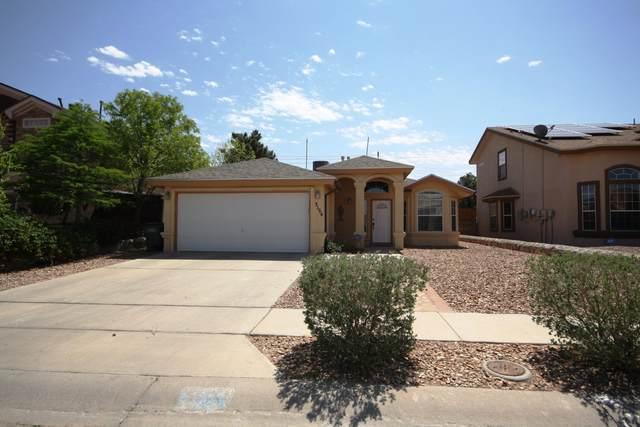3124 Tierra Cuervo Drive, El Paso, TX 79938 (MLS #845663) :: Mario Ayala Real Estate Group