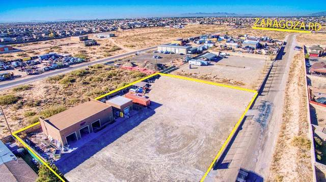 12788 Gambusino Avenue, El Paso, TX 79938 (MLS #845667) :: The Purple House Real Estate Group