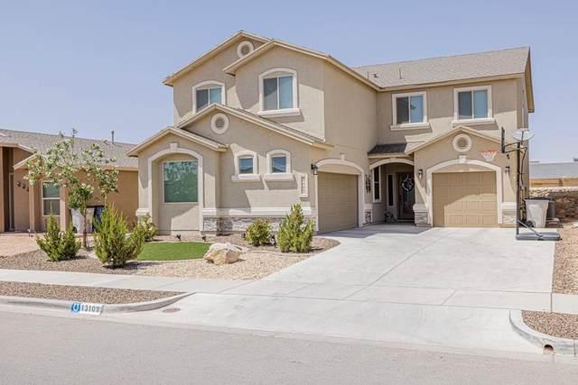 13109 Cozy Cove Avenue, El Paso, TX 79938 (MLS #845676) :: Preferred Closing Specialists