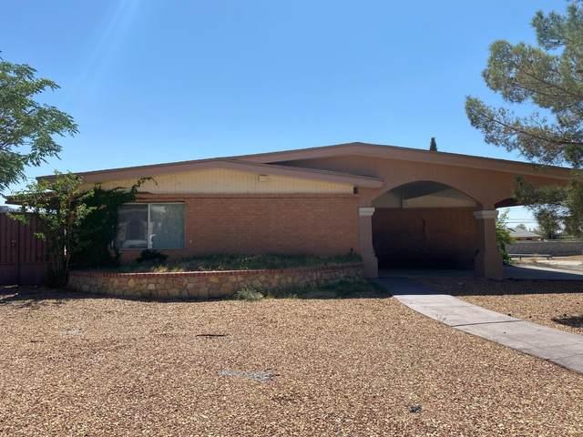 296 Three Rivers Drive, El Paso, TX 79912 (MLS #845681) :: Jackie Stevens Real Estate Group