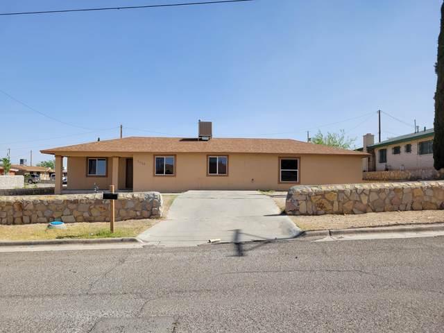 3728 Edgar Park Avenue, El Paso, TX 79904 (MLS #845687) :: The Matt Rice Group