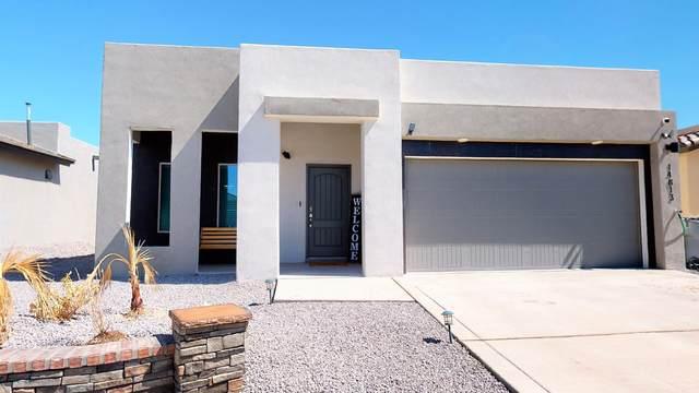 14813 Tierra Coruna Ave., El Paso, TX 79938 (MLS #845694) :: Preferred Closing Specialists