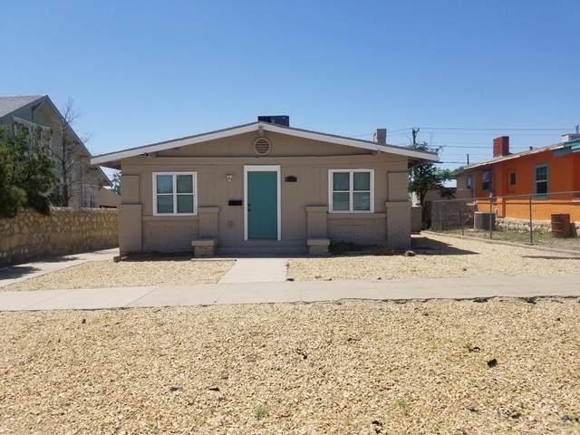3506 Mountain Avenue, El Paso, TX 79930 (MLS #845696) :: Preferred Closing Specialists