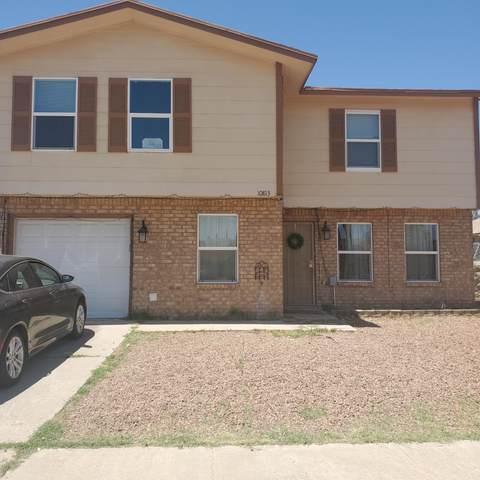 10813 Quartz Street, El Paso, TX 79924 (MLS #845706) :: Summus Realty