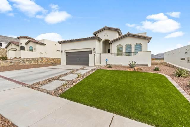 7454 Cimarron Canyon Drive, El Paso, TX 79911 (MLS #845709) :: The Matt Rice Group