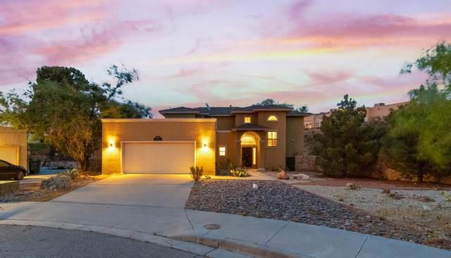 6001 Rinconcito Way, El Paso, TX 79912 (MLS #845723) :: The Matt Rice Group
