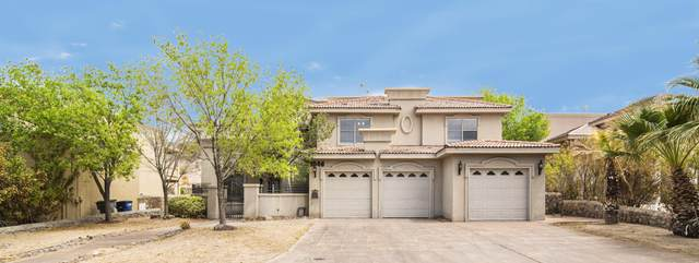1046 Calle Flor Place, El Paso, TX 79912 (MLS #845730) :: Summus Realty