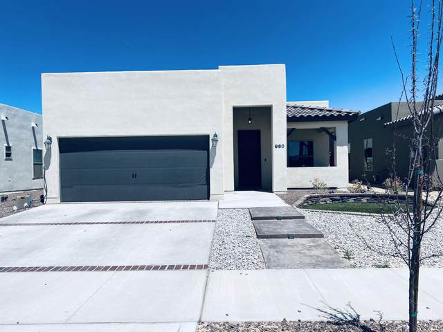 960 Haggerston Street, El Paso, TX 79928 (MLS #845734) :: The Purple House Real Estate Group