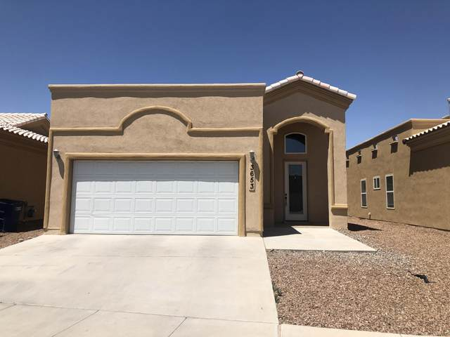 3653 Grand Bahamas Drive, El Paso, TX 79936 (MLS #845736) :: Preferred Closing Specialists